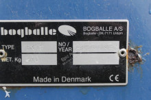 auctions Other seed drill used Bogballe n/a EX 1600S Kunstmeststrooier - Ad n°3102479 - Picture 11