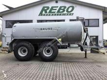 used Slurry tanker