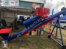 n/a Graintec Schneckenförderer PC 10 mit Reiniger/Screw conveyor wit neuf crop dusting