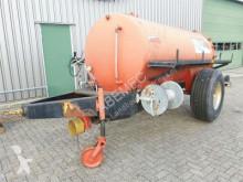 n/a Watertank 5000 liter, met hogedrukpomp