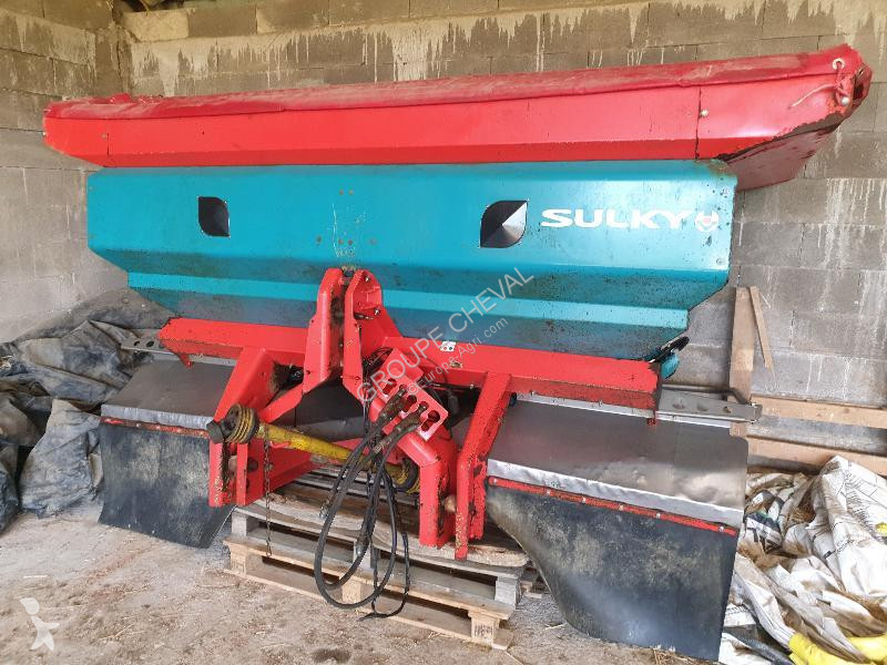 Vedeţi fotografiile Împrăștiere Sulky X 36