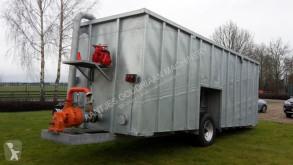 nc AGOMAC gegalvaniseerde mest-pompcontainer