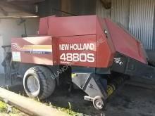 Presse haute densité New Holland
