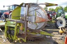 Claas Tedding equipment