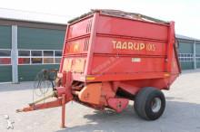 Reboque autocarregadora Taarup
