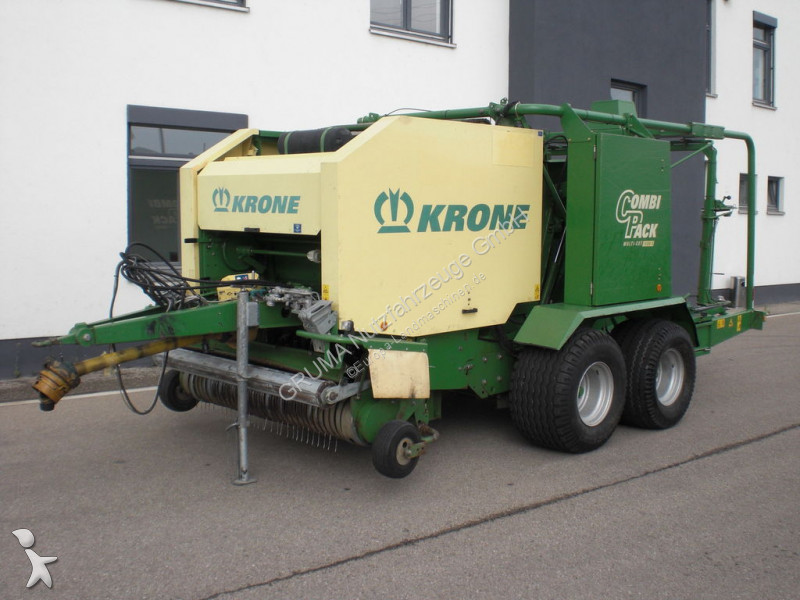 Krone Combi Pack 1500 V MC Heuernte