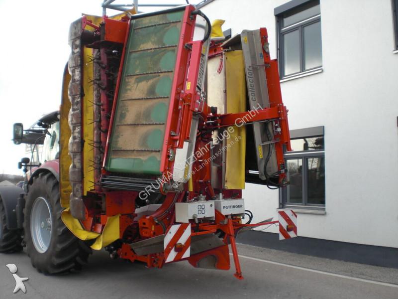 Pöttinger Novacat X8 ED collector Heuernte