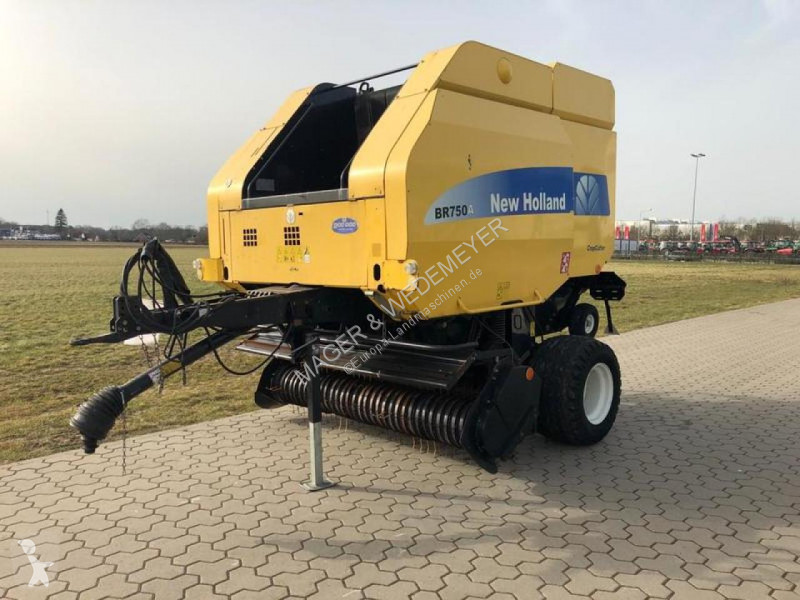 New Holland BR750A Heuernte