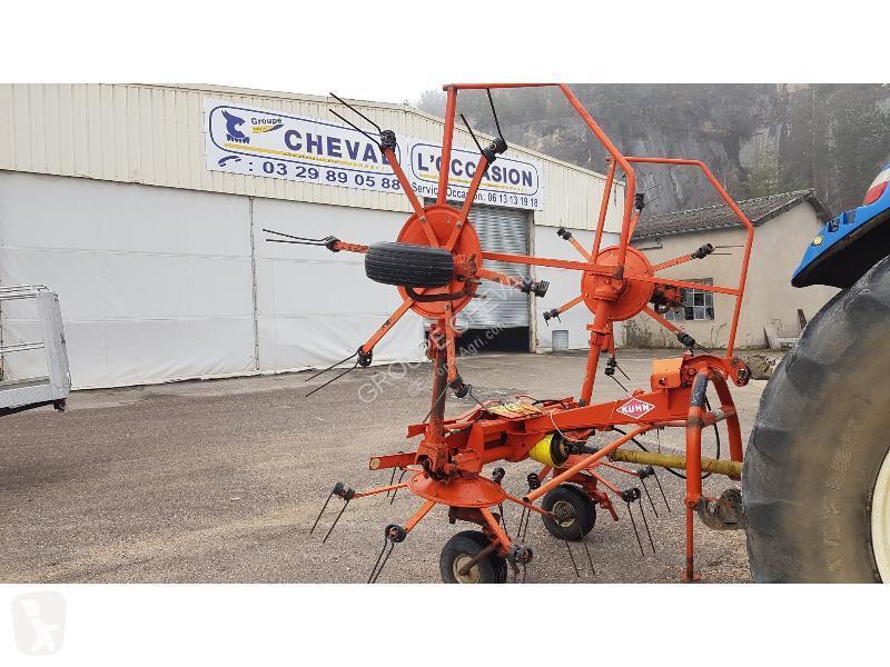 Kuhn GF 5001 MH haymaking
