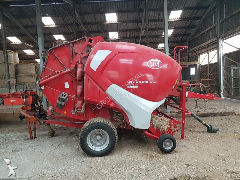Lely RP 445 haymaking