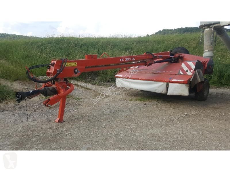 View images Kuhn FC 303 GC haymaking