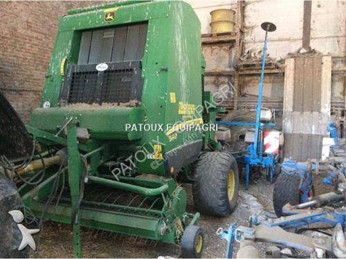 John Deere 592 PREMIUM haymaking