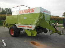 Claas haymaking