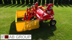 k.A. AGRO-MAX Carrot top mower with greens crusher/Ogłowiarka do mark neuf