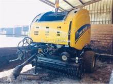 Pressa per balle tonde New Holland