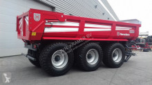Herculano HERCULANO gronddumper Type HTP Tridem 33 tons keuring