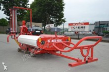 Metal-Fach Bale wrapper