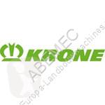 cositul fânului Krone Comprima CF 155 XC Facelift