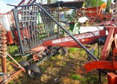 Vicon Andex 462 Hydrolift zgrabiarka tandem Heuernte