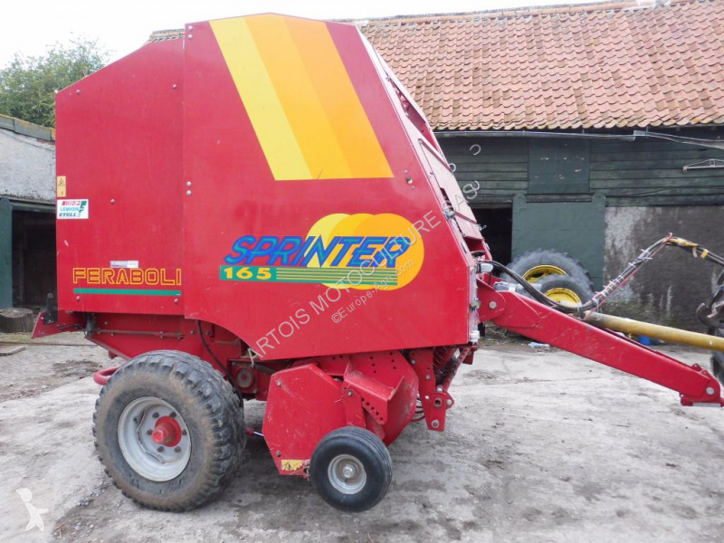 View images Feraboli SPRINTER 165 haymaking