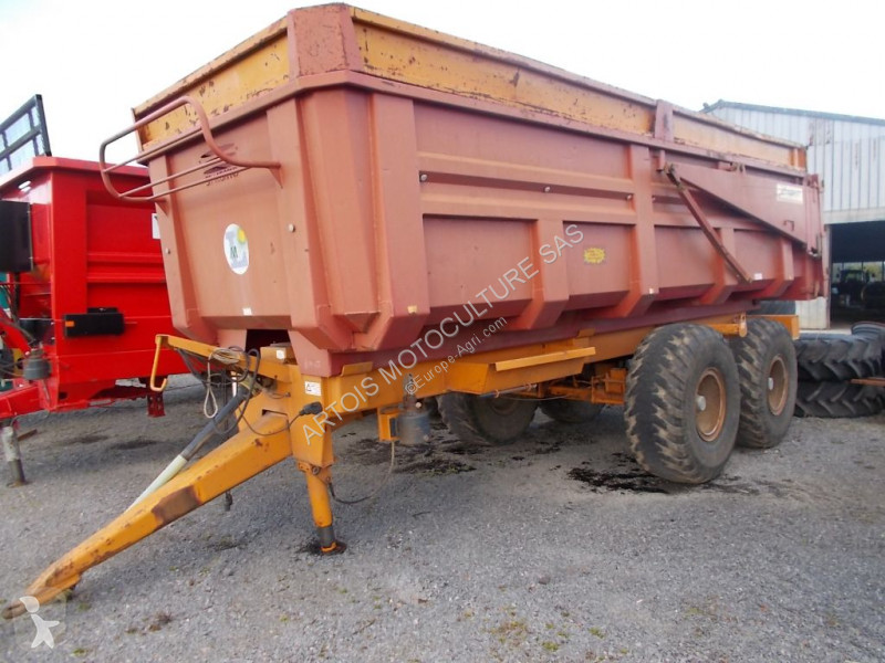 View images Legrand 16T haymaking