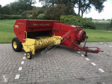 New Holland 386 pakjespers Marge haymaking