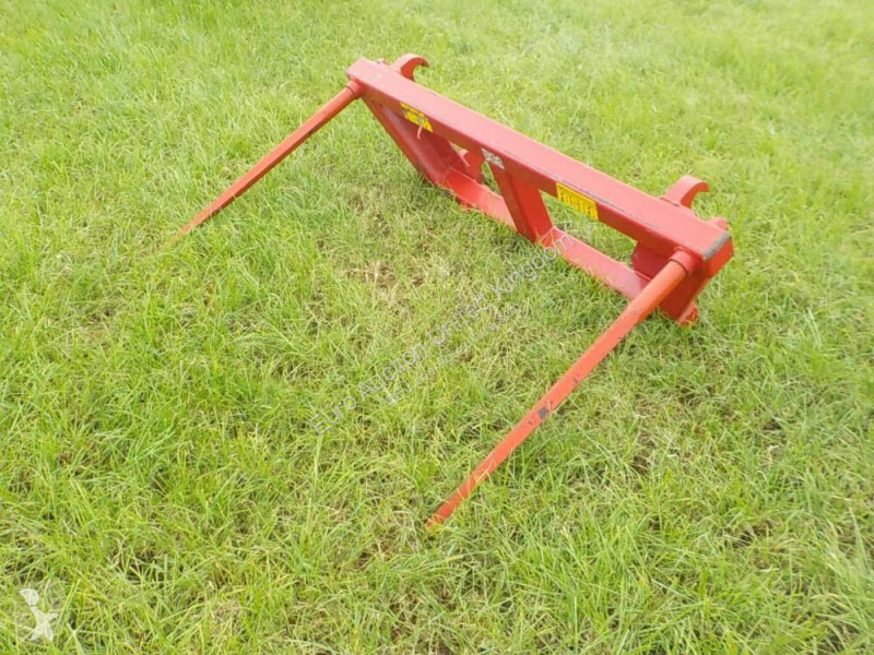 View images Nc Foster Spike (Bale Handler) neuf haymaking