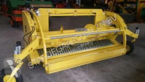 John Deere 630C haymaking