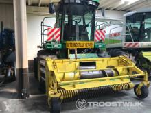 John Deere 7500 haymaking