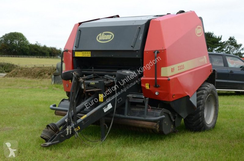 View images Vicon RF2235 haymaking