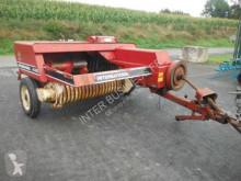 International 435 haymaking