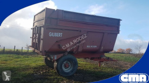 Gilibert 850 Profi haymaking