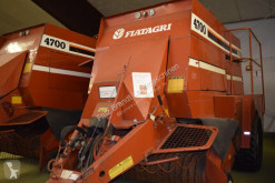 cositul fânului Hesston Fiatagri 4700