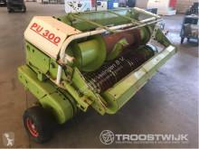 Claas PU300 haymaking