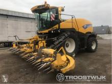 New Holland FR9080 / 545 haymaking
