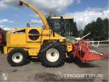 New Holland FX40 haymaking