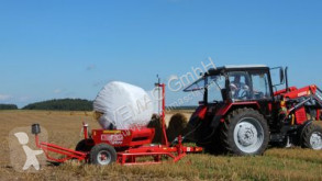 new Bale wrapper
