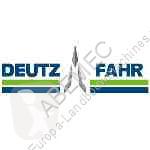 Deutz-Fahr Fahr DM 632 T Maaiknikschudder
