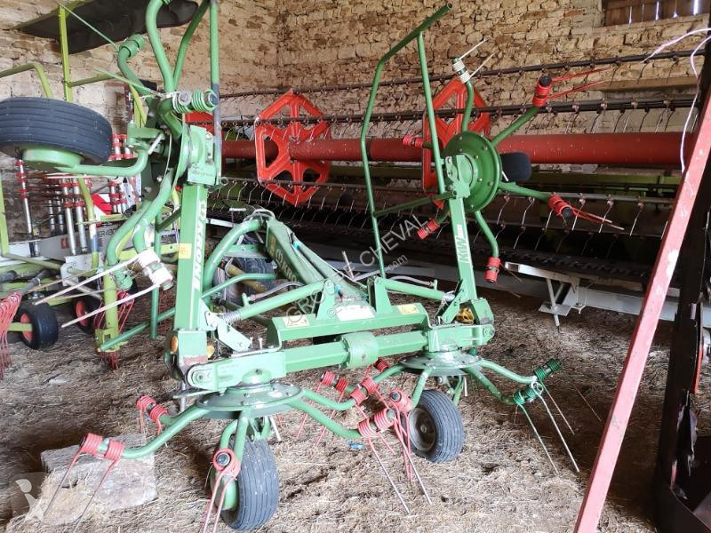 View images Krone KW 4.65 haymaking
