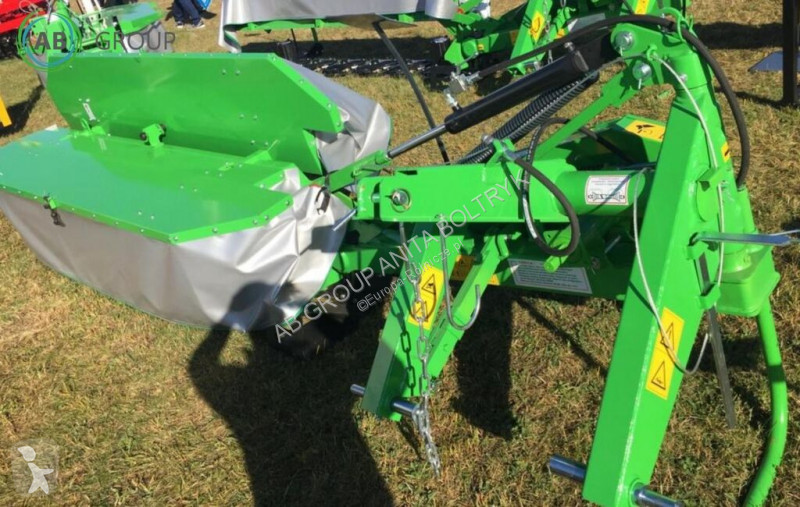 View images Nc Scheibenmäher 2,1m /Kowalski disc mower Z030/1 KD21 neuf haymaking