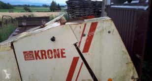 fenaison Krone Kr 125 siatka sznurek Brakuje pół łańcucha w komorze