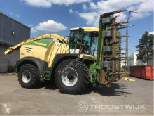 Krone BIG X 580 haymaking