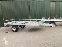 remorque agricole plateau porte-matériel neuf