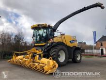 New Holland FR700 haymaking