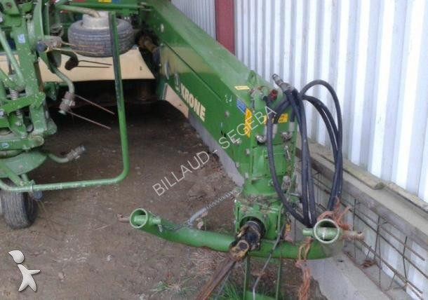 faucheuse conditionneuse krone ec 3200 cv occasion