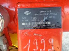 Vedeţi fotografiile Cositul fânului Kuhn FC 243