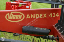 View images Vicon Andex 434 haymaking