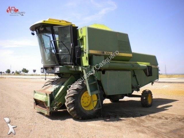John Deere 1072 harvest