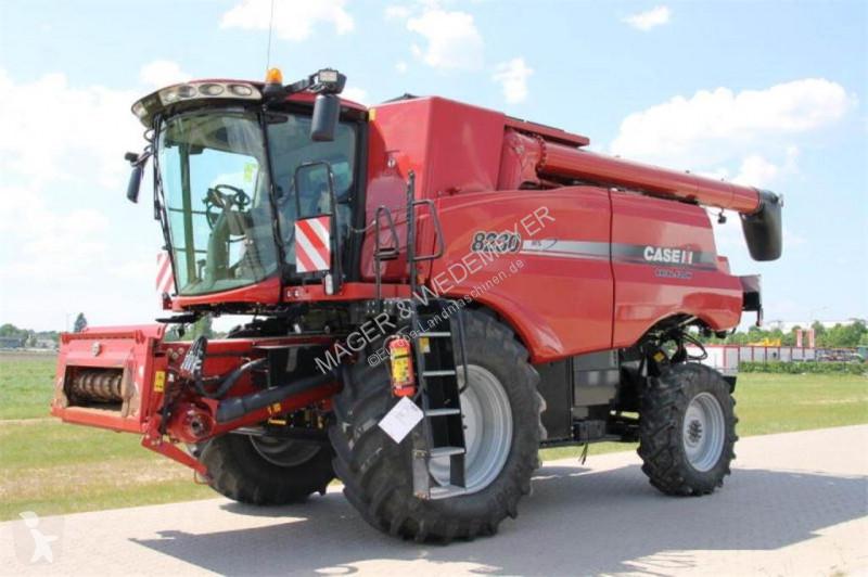 Case IH AF 8230 ALLRAD (WIE AF 8240) harvest