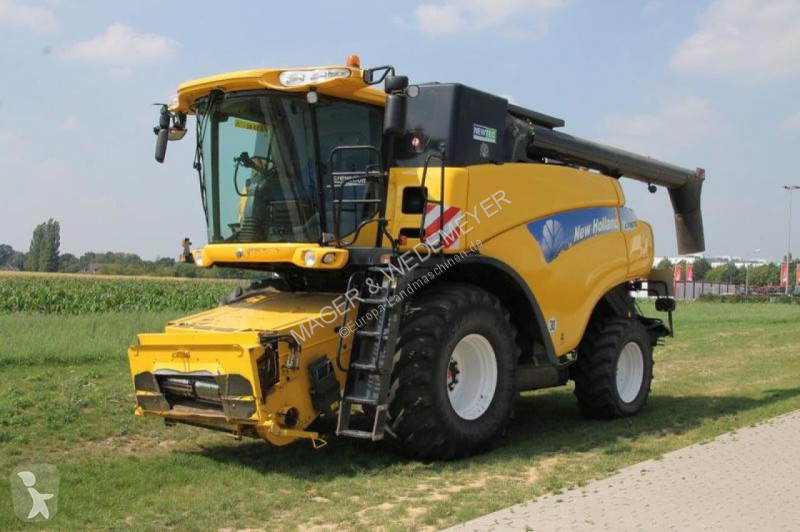 New Holland CR 9070 ELEVATION Ernte
